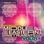 Producer Loops – Middle Eastern Instruments (WAV)