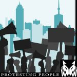 West Wolf – Protesting People (WAV)