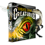Evolved.Game.Creatures. WAV