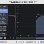 Youlean – Loudness Meter Pro 2.4.0 STANDALONE, VST, VST3, AAX x86 x64