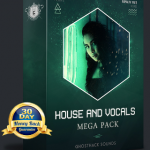 The House and Vocals Mega Pack WAV