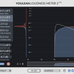 Youlean – Loudness Meter Pro 2 v2.4.1 VST, VST3, AAX (MODiFiED) x86 x64