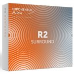 iZotope & Exponential Audio – R2 Surround v4.0.1a VST, VST3, AAX x64