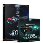 Boom Library – Cyber Weapons Construction Kit (WAV)